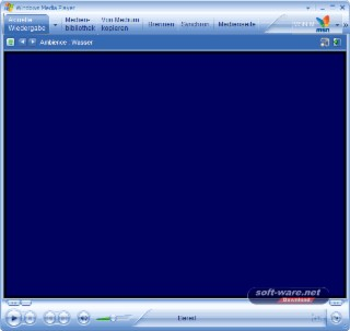 Media Player 10 Screenshot