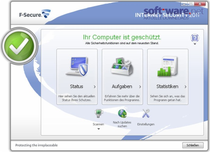 F-Secure Internet Security 2015 - Download (Windows ...