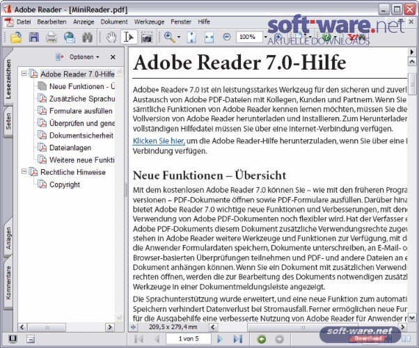 Download Adobe Acrobat 7.0 Standard