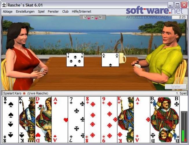 Kostenlos Skat Spielen Gegen Computer