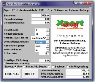 Xpert Screenshot