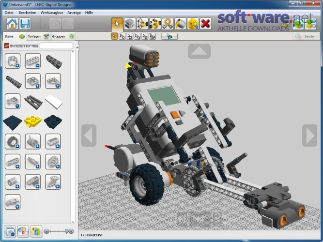 How To Download Lego Designer