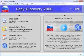 Copy-Discovery Screenshot