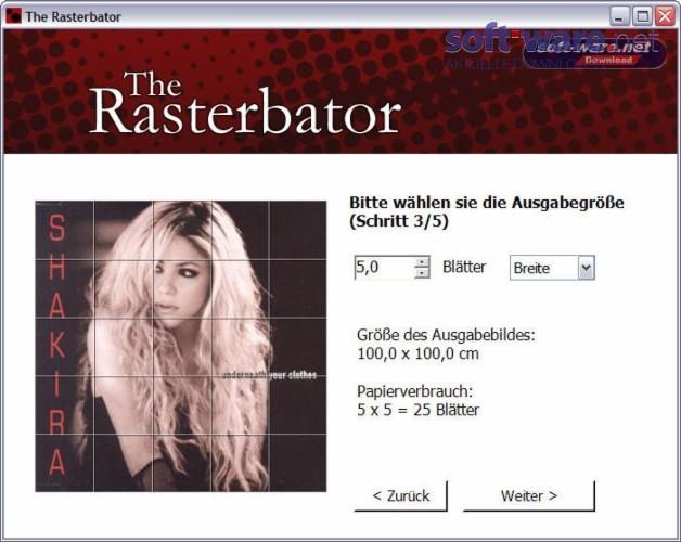 rasterbator 1.21