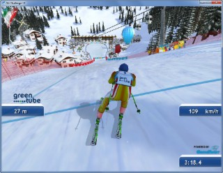 Ski Challenge Screenshot