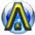 Ares Galaxy Logo Download bei soft-ware.net