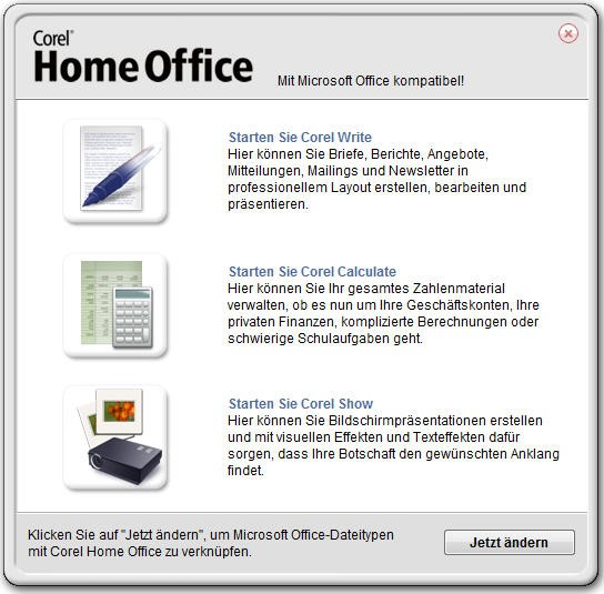 Corel Home Office 16.0