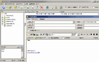 Koma-Mail Screenshot