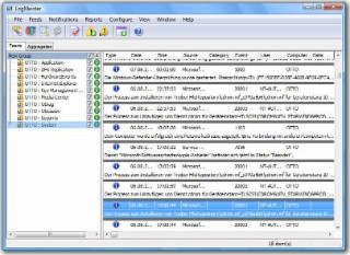 LogMeister Screenshot
