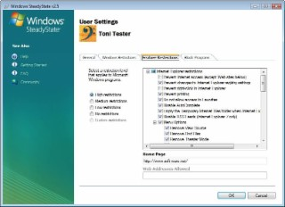 Windows SteadyState 2 5 - Download (Windows / Deutsch) bei
