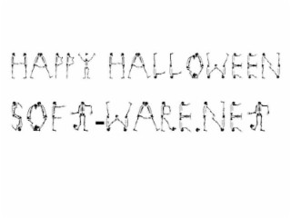 Halloween Schriftarten Screenshot
