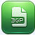 Free 3GP Video Converter Logo Download bei soft-ware.net