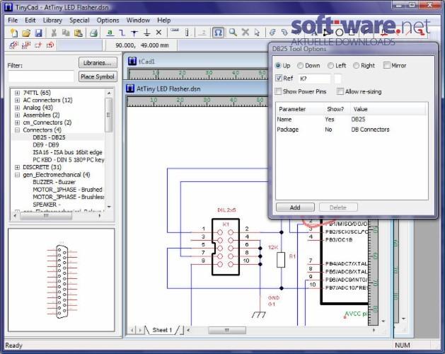 Grundriss Zeichnen In Excel : TinyCad 28003  Download (Windows  Deutsch) bei SOFTWARENET