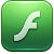 Free Video to Flash Converter Logo Download bei soft-ware.net