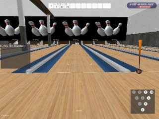 Bowling Evolution Screenshot