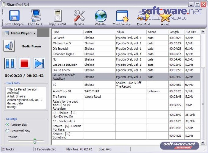 how to download songs from ipod to itunes windows 8