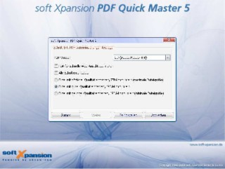 PDF Quick Master Screenshot