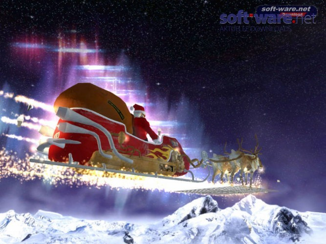 santas flight 3d screensaver 1 0 download windows. Black Bedroom Furniture Sets. Home Design Ideas