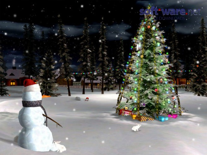Christmas Tree Animated Gif