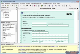 ElsterFormular Screenshot