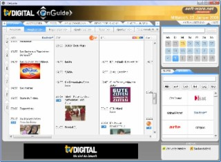 tvDigital OnGuide Screenshot