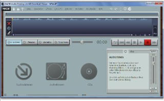 Audio Cleaning Lab Screenshot
